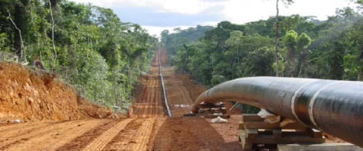 Uganda pipeline