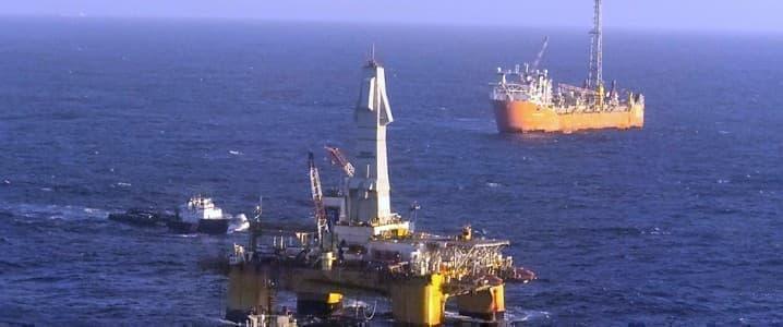 Terra nova oilfield