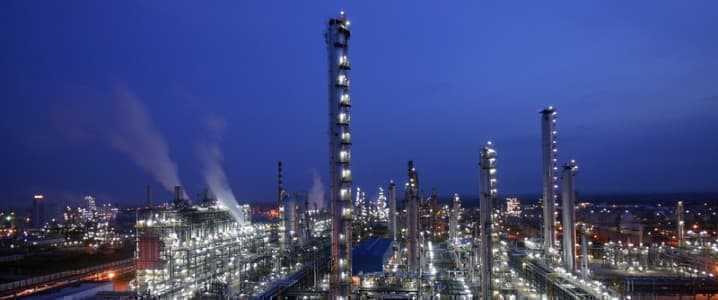 Sinopec refinery
