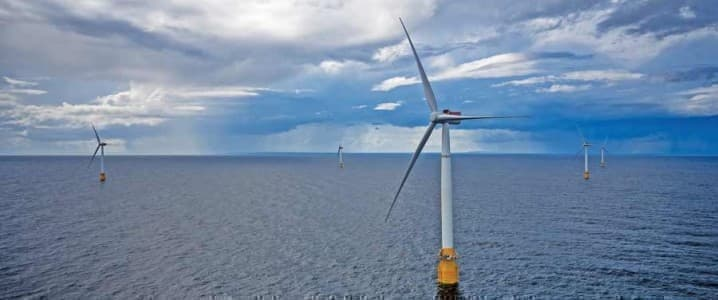 Offshore wind Scotland