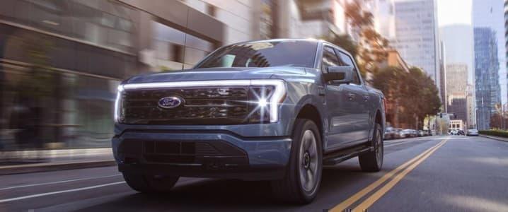 Ford EV truck