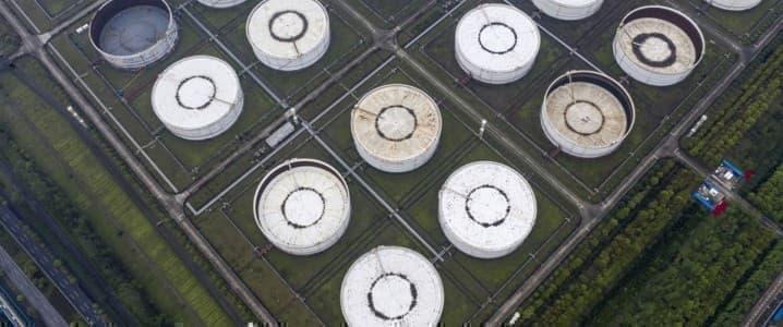 China crude