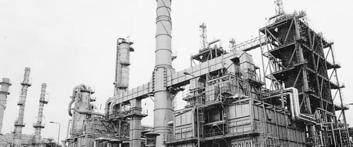 Refinery Mexico
