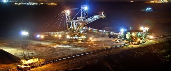 Mining Rising Costs