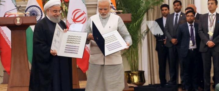 India Iran