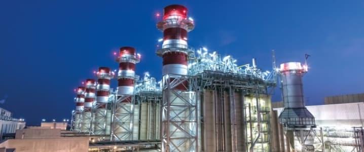 Gas plant Qatar