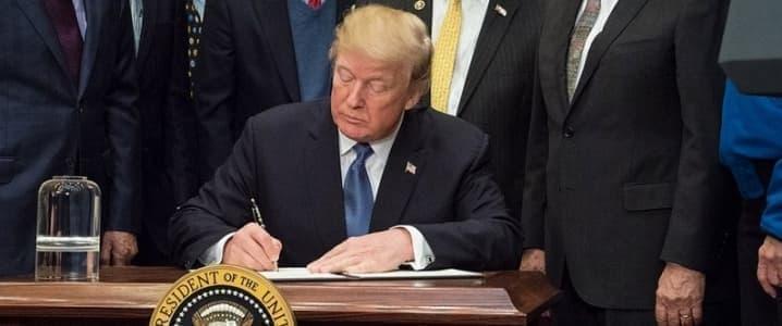 Trump sanctions bill