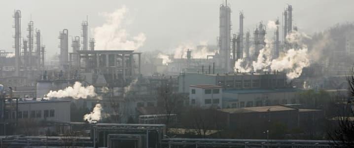 China Refineries