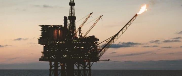 UK oil field