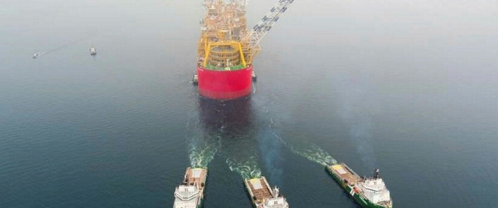 Shell Begins Shipping LNG From Huge Prelude Project