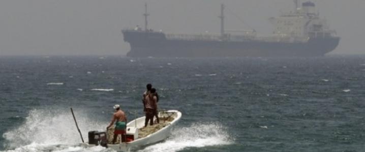 Pirates tanker
