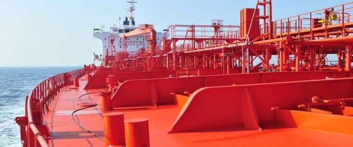 oil tanker Aframax