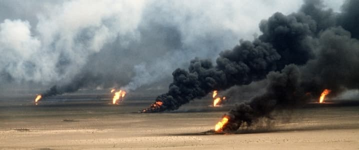 Explosions in Kirkuk Take More Iraqi Oil Offline