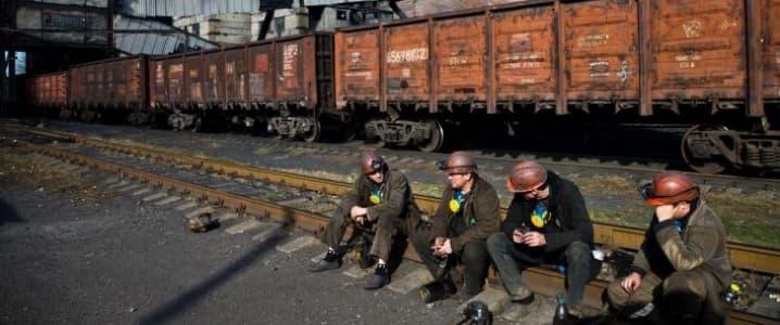 Ukraine Train