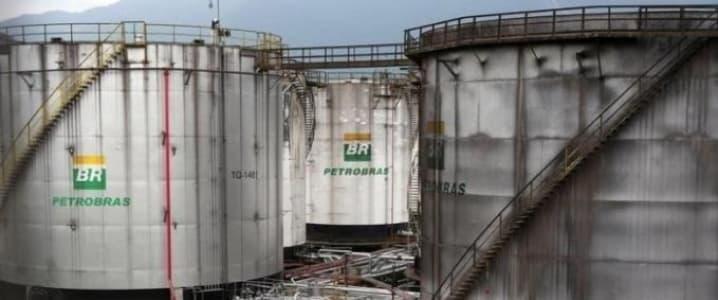 Petrobras storage