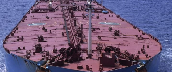 louisiana port starts u s crude oil exports on supertankers