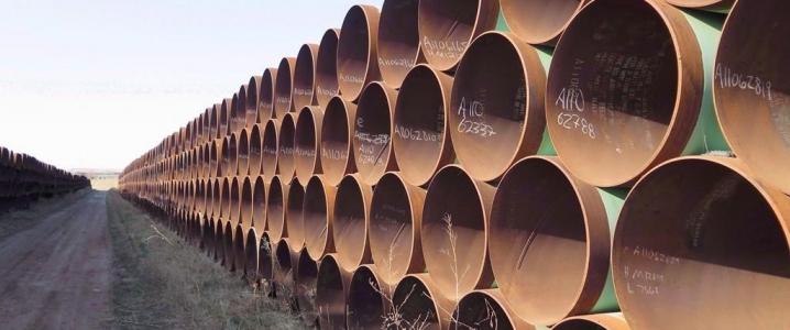 Pipeline pieces