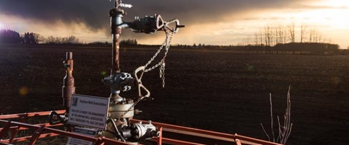 Orphan wells Alberta