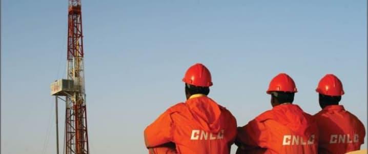 China drilling