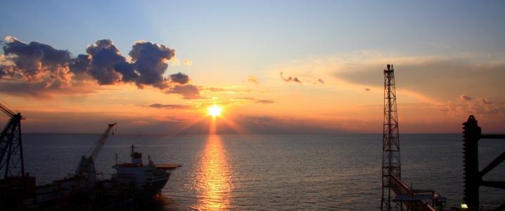 Offshore horizon