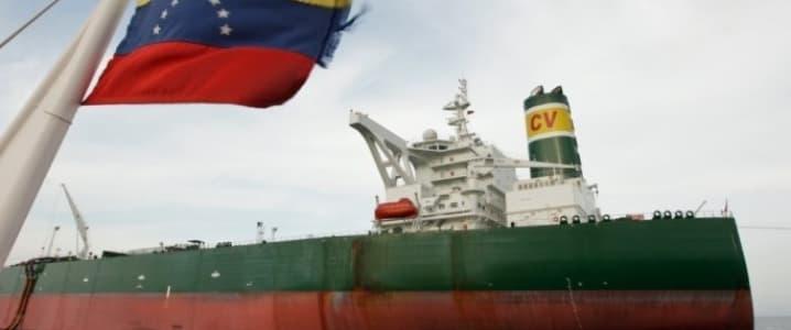 Tanker Venezuela