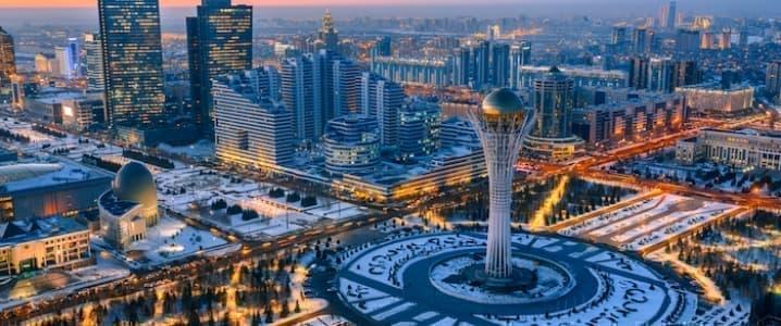 Kazakhstan Oil Nations