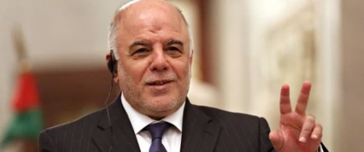 Iraq Oil Minister Luaibi
