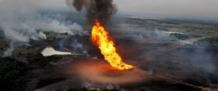 Niger Delta Pipeline Explosion