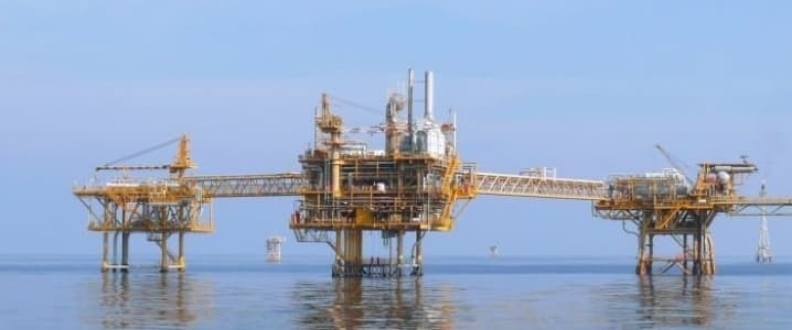 Israel Gas Field