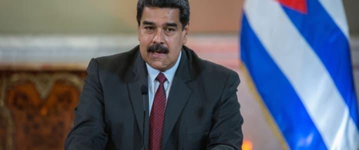 Maduro Spent