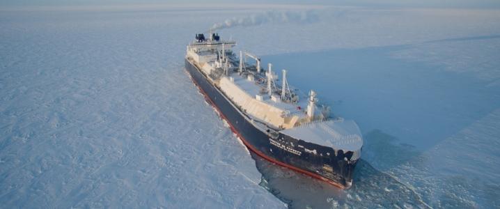 LNG carrier Arctic