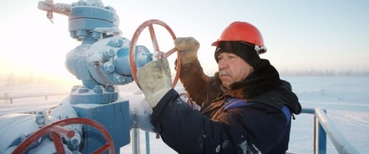 Gazprom gas exports