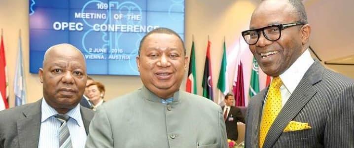 OPEC President Barkindo