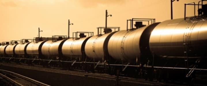 Oil rail