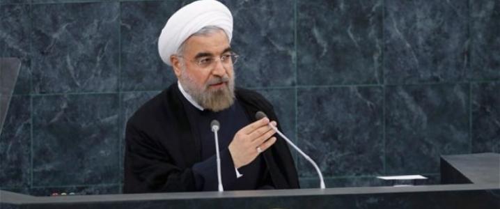 Rouhani Iran
