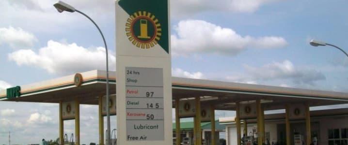 Nigeria Gasoline