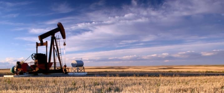 Oil Well Alberta