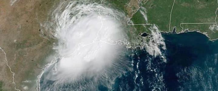 Imelda storm