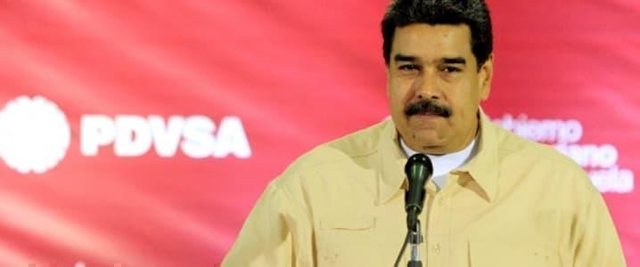 PDVSA Maduro