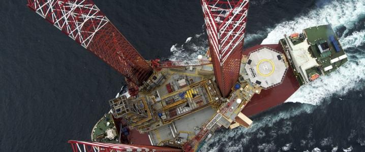 oil jack up rig