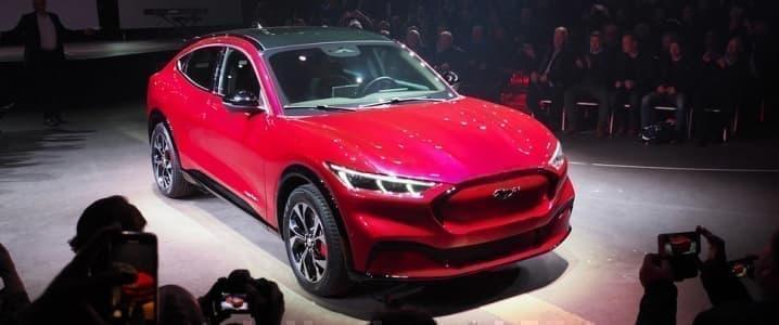 Mustang E