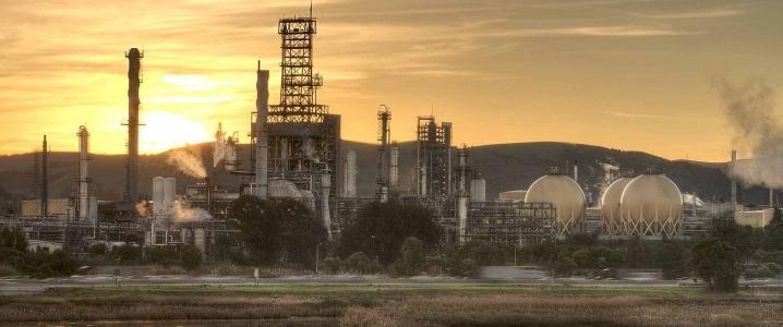 Martinez Refinery