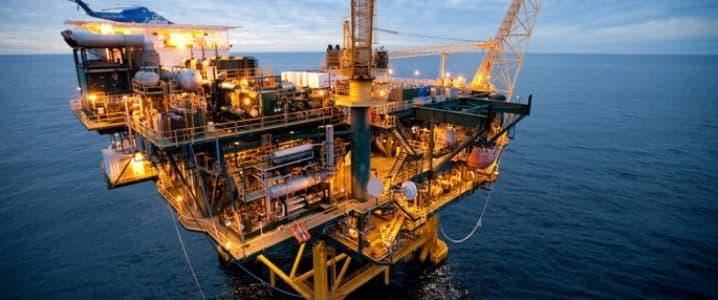 GoM offshore platform
