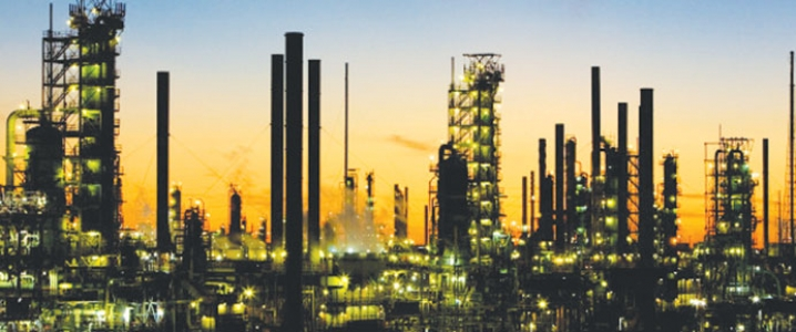 Dongming Refinery