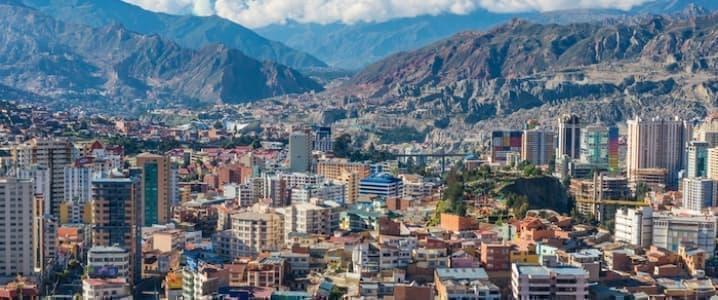 Bolivia Oil Majors