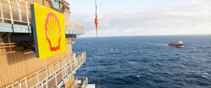 North Sea Shell