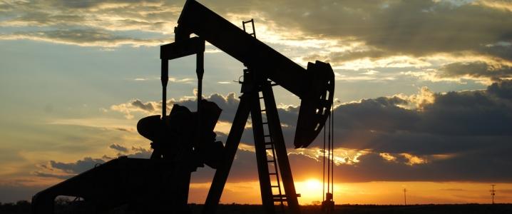 Oil rig Iraq