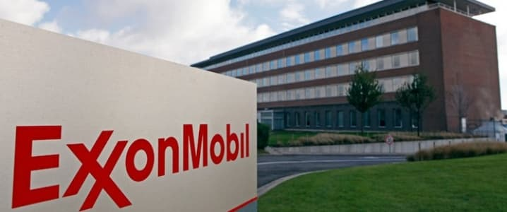Exxon Mobil Drops Two Spots to World's Sixth-Most Valuable