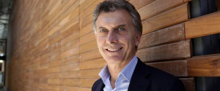 Macri Argentina President