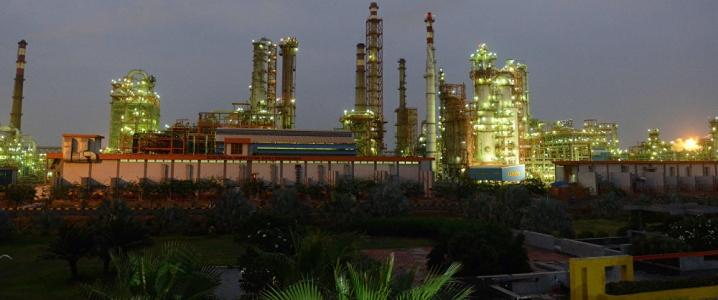 India refinery